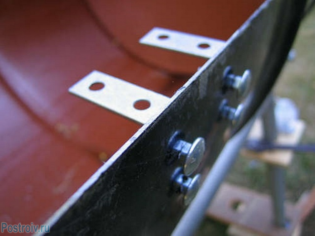 Кронштейны для укладки сетки - Фото 53