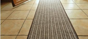 Как выбрать ковровую дорожку для каждой комнаты