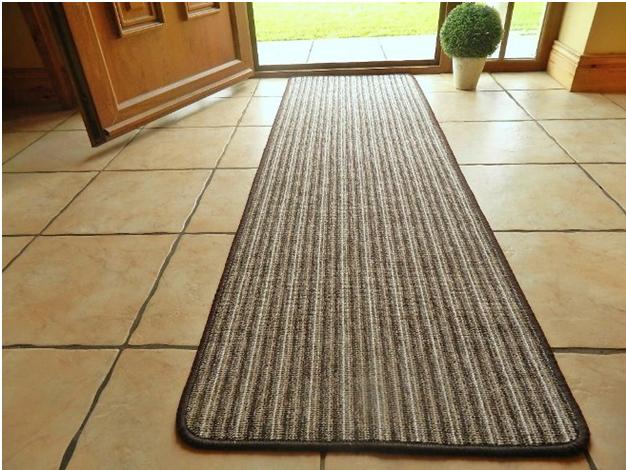Дизайн ковров в квартире и доме
