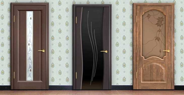 Разные двери в квартире это не приговор - фото