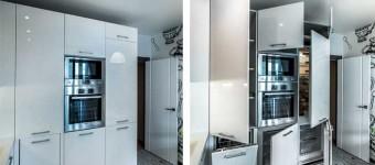 Дизайн кухни 12 кв. м. Лучшие планировки и актуальные дизайн-проекты кухонь 12 кв. м.