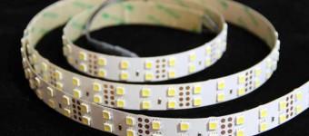 Подключение светодиодной ленты к сети - схема, подбор мощности, соединение