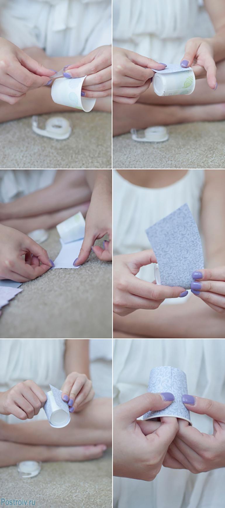 Как сделать гирлянду. Фото 3