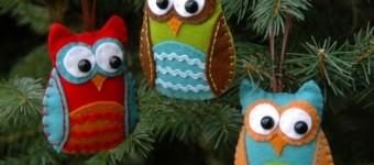 Новогодние игрушки своими руками. Мастер-классы с пошаговыми фото