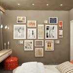 Картины в спальне по фен шуй. Правила развешивания картин.