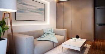 Дизайн комнаты 12 кв. м. Фото лучших идей обустройства
