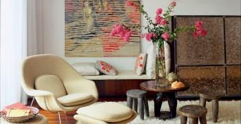 Как обустроить небольшую гостиную. Хитрости расстановки мебели