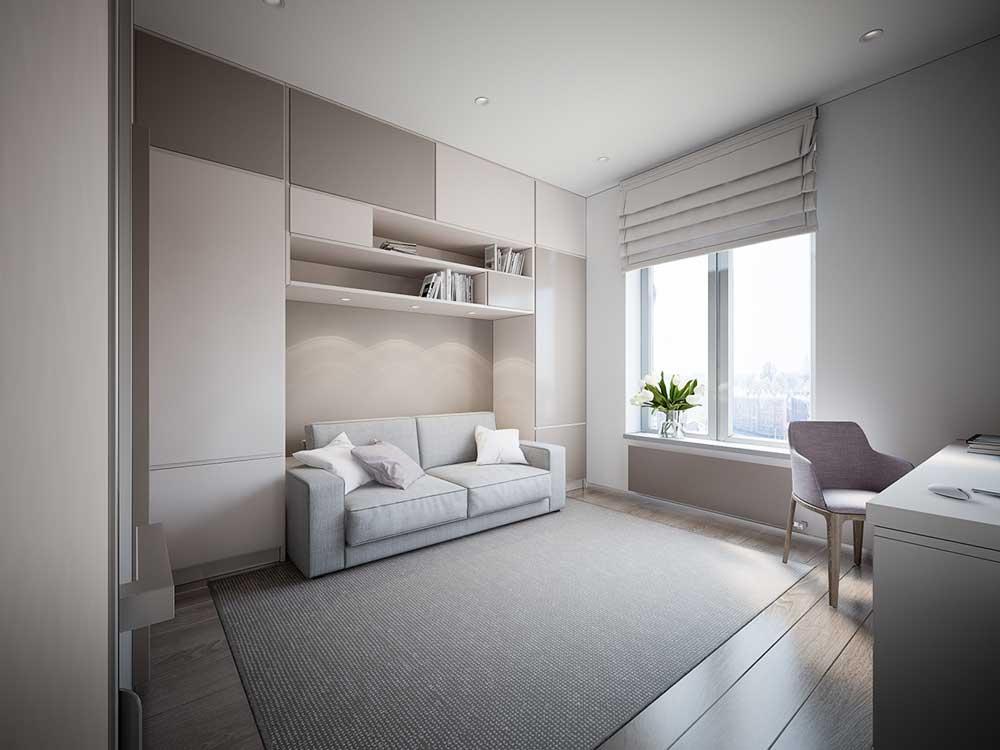дизайн комнаты 14 кв м фото в современном стиле подборка лучших