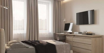 Дизайн спальни 10 кв. м. Семь идей, которые вы полюбите