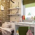 Три дизайн проекта детской комнаты 9 кв. м для мальчика