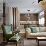 Дизайн гостиной 2019 года. Модные новинки. 50 фото