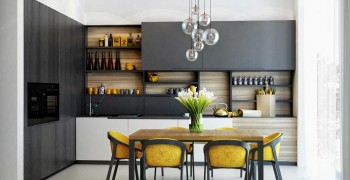 Дизайн кухни 10 кв.м. Фото проектов, которые вы полюбите