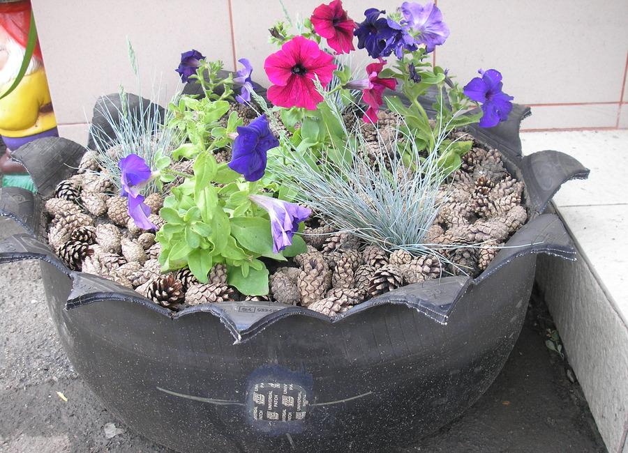 Идеи для сада своими руками с фото и описанием