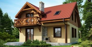 Как построить дом недорого. На чем можно сэкономить. Какой материал выбрать