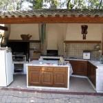 Летняя кухня своими руками. Инструкции по строительству