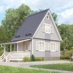 Каркасный дом своими руками. Пошаговая инструкция (+ Проекты)
