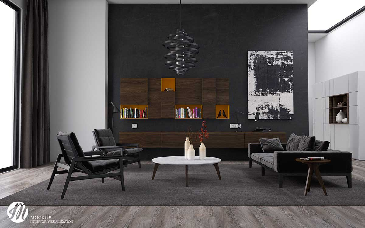 black-interior-decor-ideas
