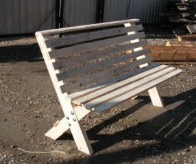 Деревянная скамейка со спинкой своими руками фото 722