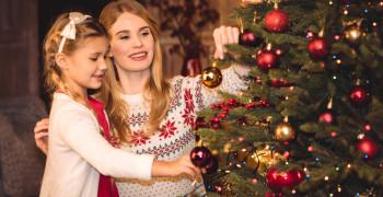 Как украсить елку на Новый год – 2018