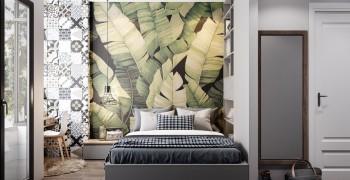 Современный дизайн спальни. Фото современный идей