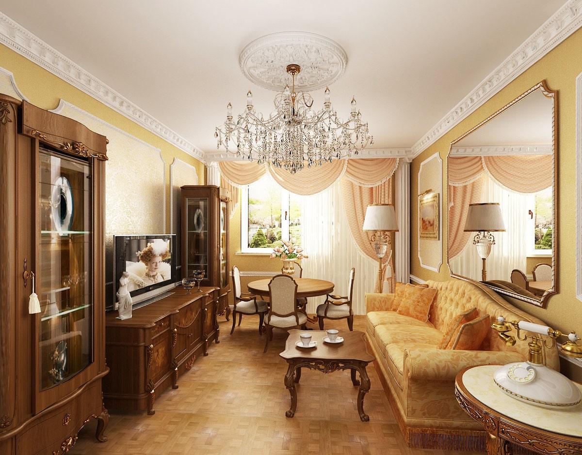 Мебель в классическом стиле. Как правильно подобрать?