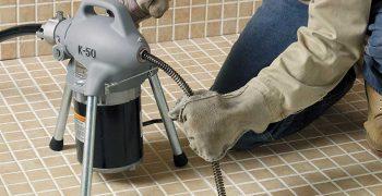 Механический способ очистки канализации