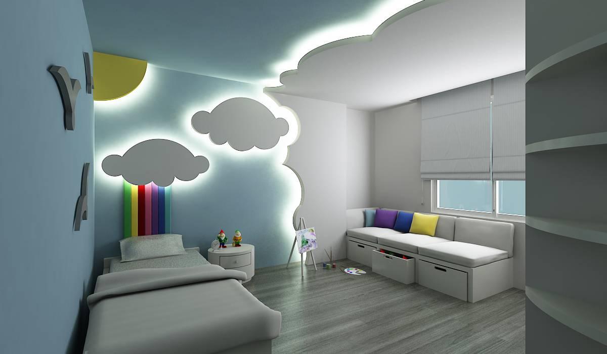 Локальное освещение в детской комнате