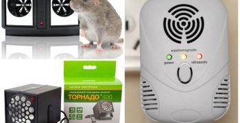 Лучшие отпугиватели крыс и мышей