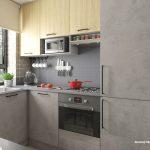Дизайн маленькой кухни 6 кв м