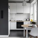 Дизайн маленькой кухни в хрущевке реальный пример