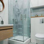 Особенности дизайна ванной комнаты с душевой кабиной