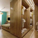 Спальня и гостиная в одной комнате 18 кв.м