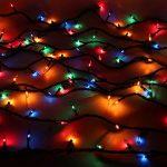 световая гирлянда для украшения дома