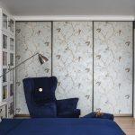Дизайн спальни в современном классическом стиле