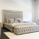 Текстиль в дизайне классической спальни