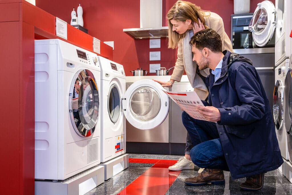 Где купить стиральную машину сегодня?