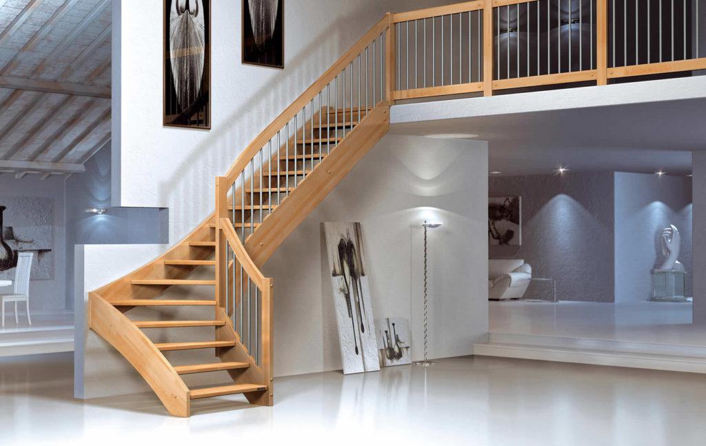 Как подготовиться к монтажу деревянной лестницы