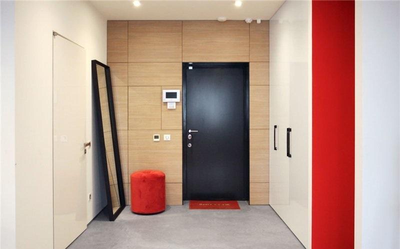 стальная дверь в офис