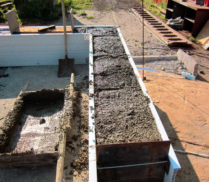 Шлакобетон - секреты работы с материалом, технология укладки стен