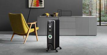Что такое масляный радиатор отопления. Принцип работы