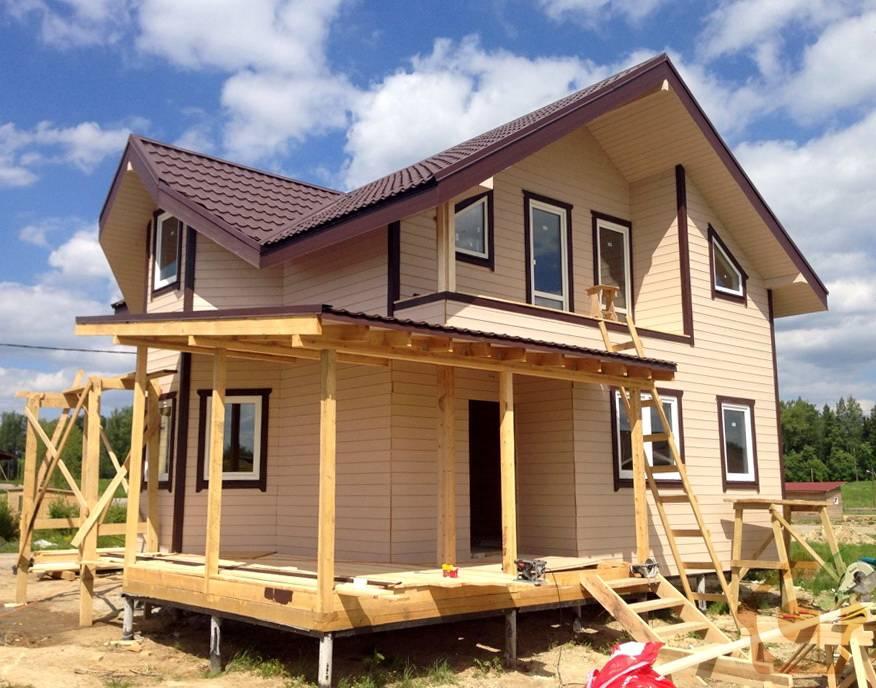Строительство домов под ключ: основные преимущества