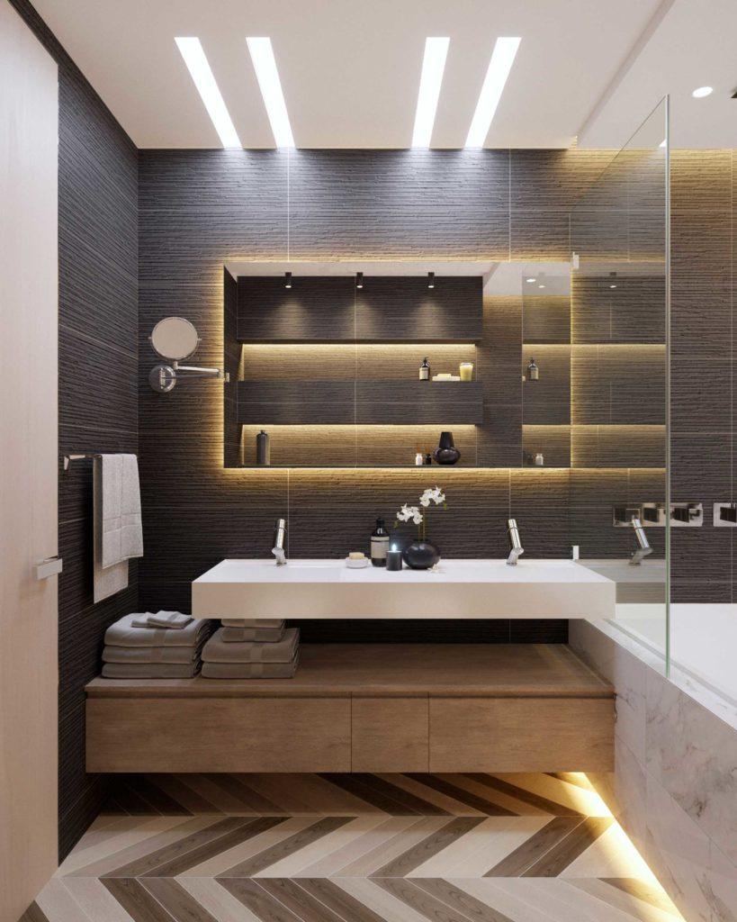 Ванная комната в 2020 году: что нового