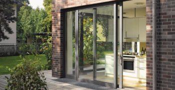 Алюминиевые двери - конструкция и сфера применения