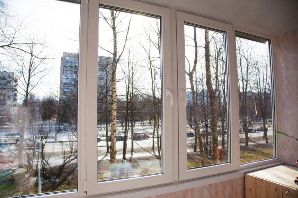 пластиковые окна