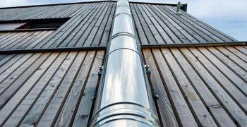 Конструктивные особенности металлических дымоходов