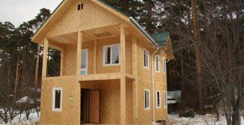 Преимущества современных домов из SIP панелей