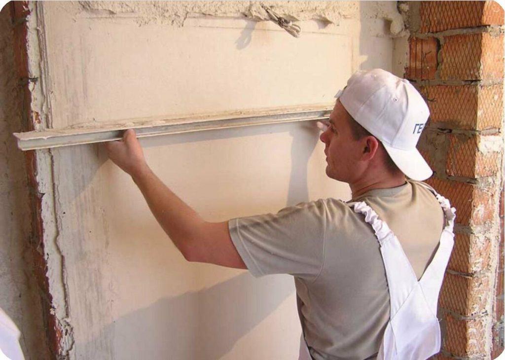 Штукатурка – основной материал при строительных и отделочных работах