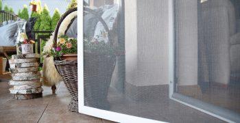 Оконная или дверная москитная сетка