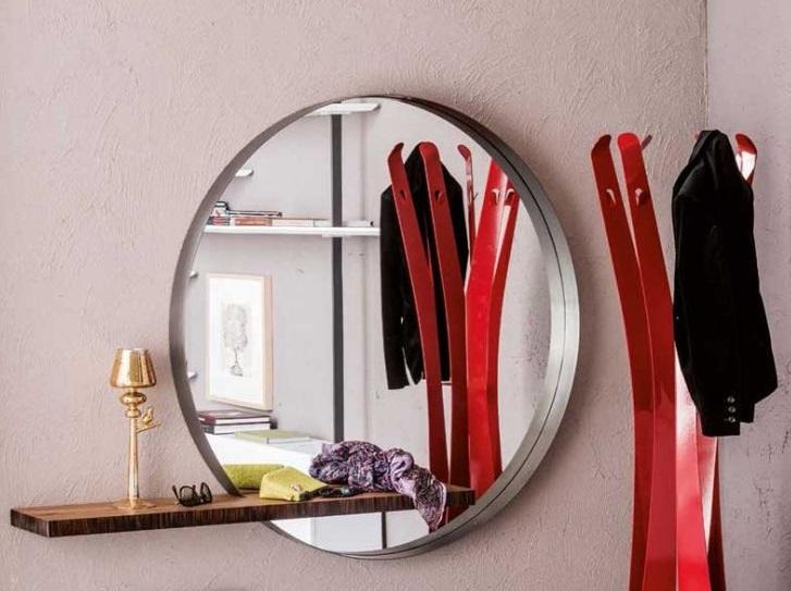 круглое итальянское зеркало