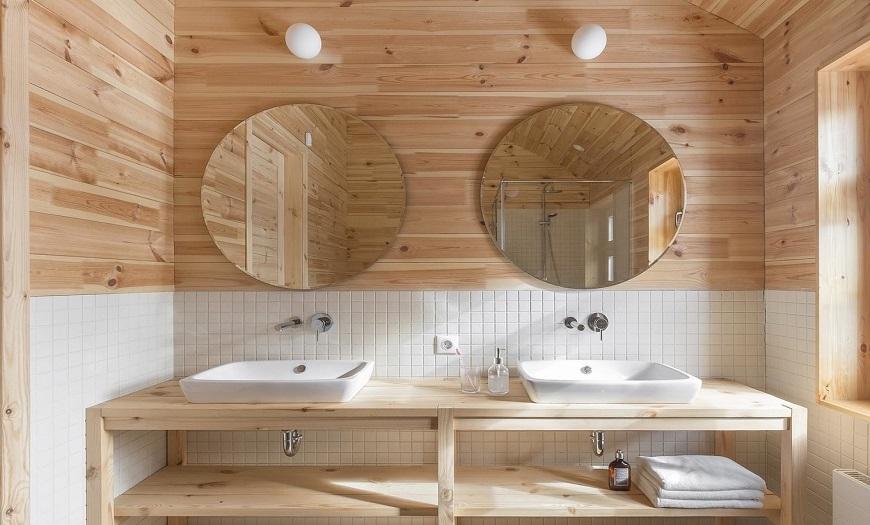 Дизайн ванной комнаты 2021: 150+ лучших фотографий